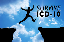 ICD-10 LET THE FIRM SERVICES BOOST YOU OVER THE OBSTACLES